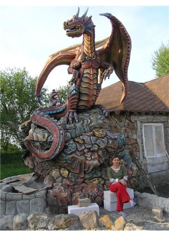 Купить Скульптура из архитектурного бетона - Авторские работы (Артикул 2099)
