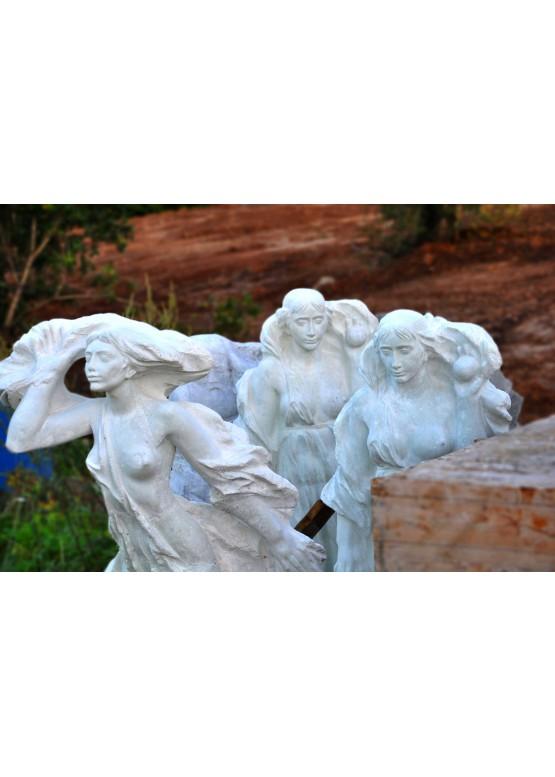 Купить Скульптура из архитектурного бетона - Авторские работы (Артикул 2228)