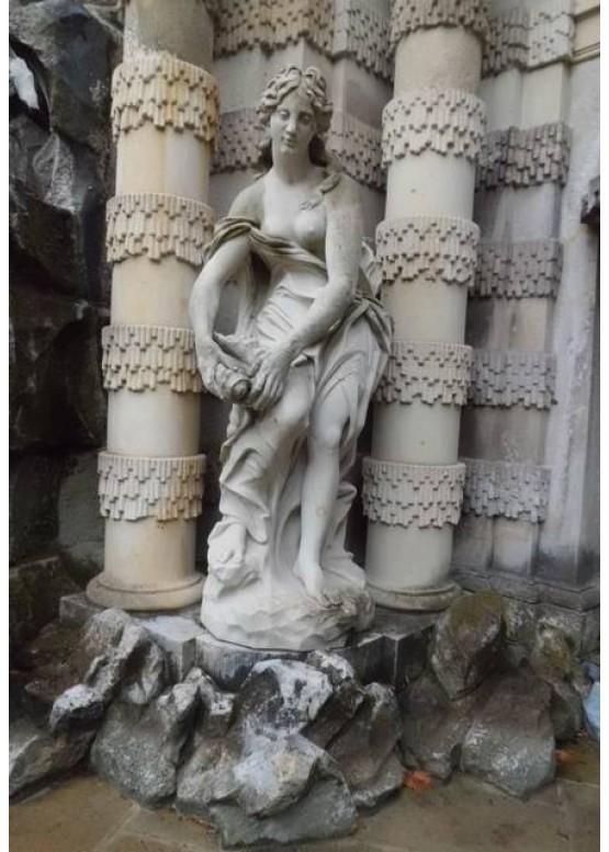 Купить Скульптура из архитектурного бетона - Авторские работы (Артикул 2137)