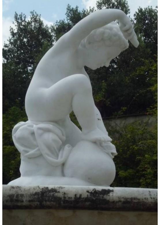 Скульптура из архитектурного бетона , Архитектурный бетон