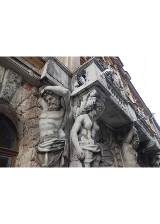 Купить Скульптура из архитектурного бетона - Авторские работы (Артикул 2145)