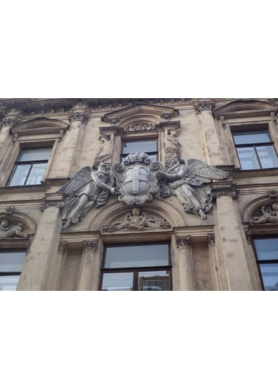 Купить Скульптура из архитектурного бетона - Авторские работы (Артикул 2147)