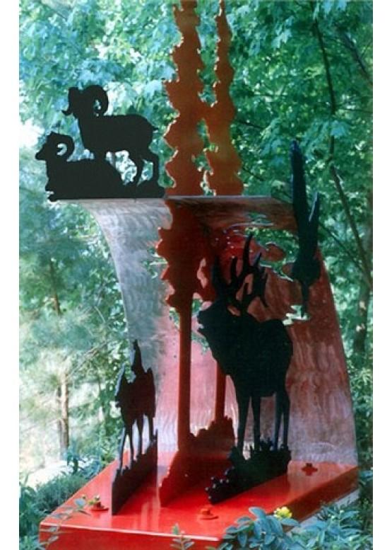 Купить Декор и изделия для сада - Авторские работы (Артикул 652)
