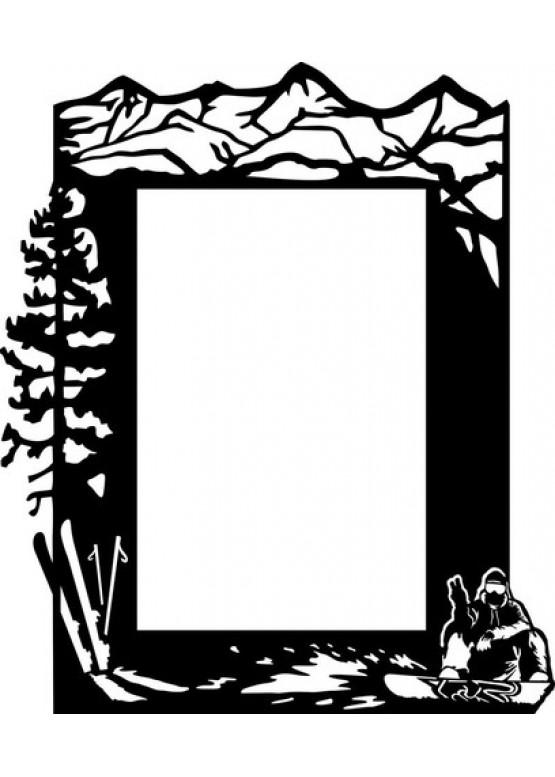 Купить Фоторамки и оправы зеркал - Авторские работы (Артикул 817)