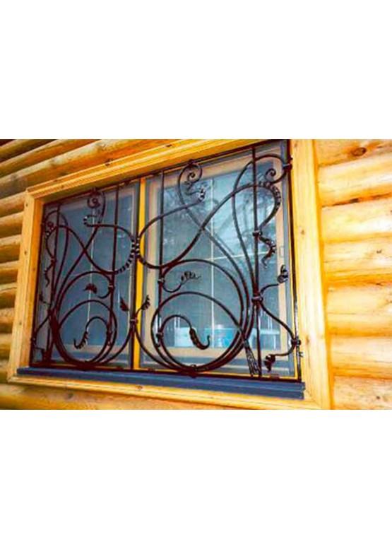 Купить Кованая решетка - Авторские работы (Артикул 1309)