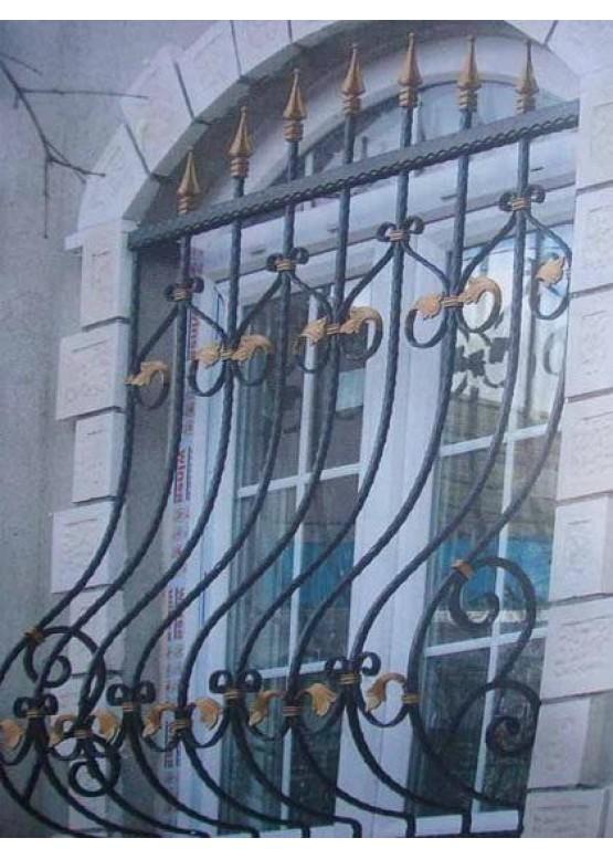 Купить Кованая решетка - Авторские работы (Артикул 1288)
