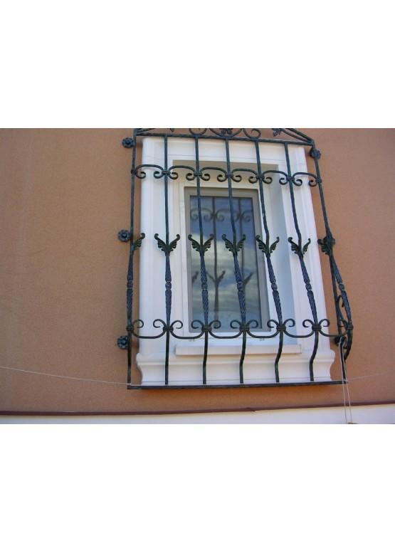 Купить Кованая решетка - Авторские работы (Артикул 1292)