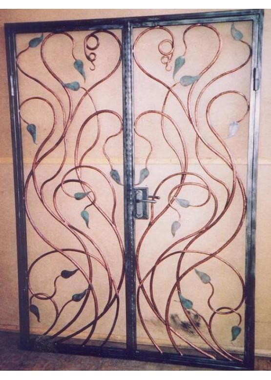 Купить Кованая решетка - Авторские работы (Артикул 1296)