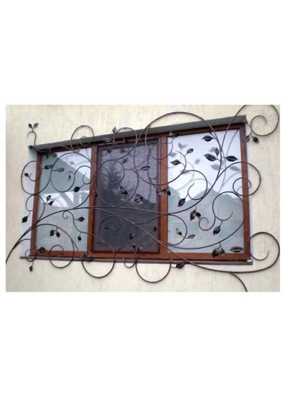 Купить Кованая решетка - Авторские работы (Артикул 1299)