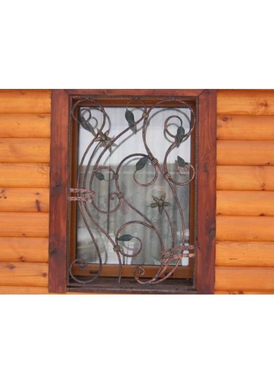Купить Кованая решетка - Авторские работы (Артикул 1304)