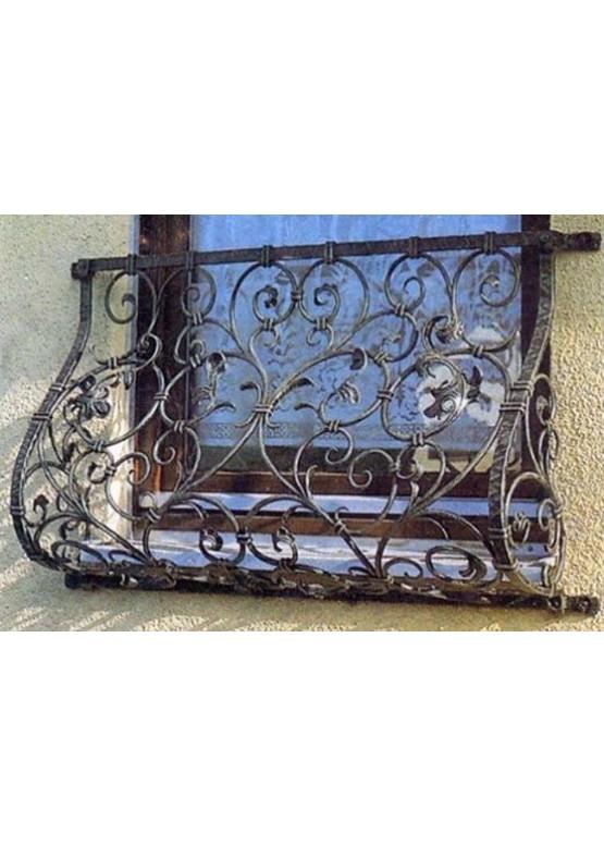 Купить Кованая решетка - Авторские работы (Артикул 1312)