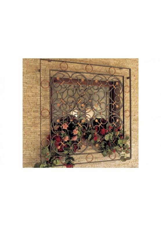 Купить Кованая решетка - Авторские работы (Артикул 1314)