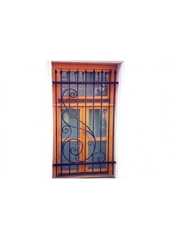 Купить Кованая решетка - Авторские работы (Артикул 1317)