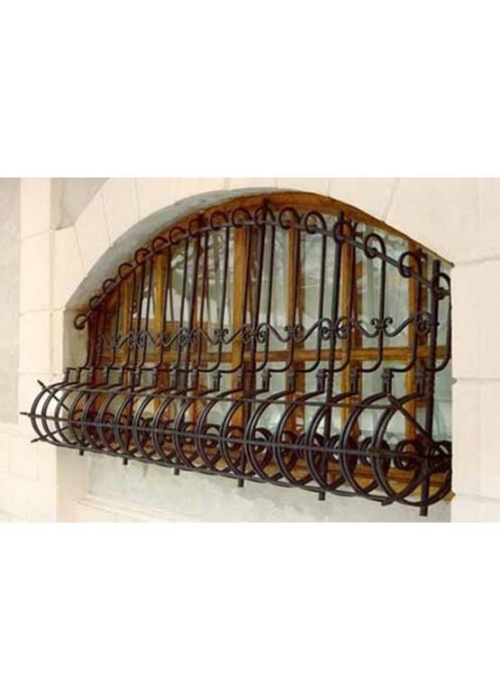 Купить Кованая решетка - Авторские работы (Артикул 1322)