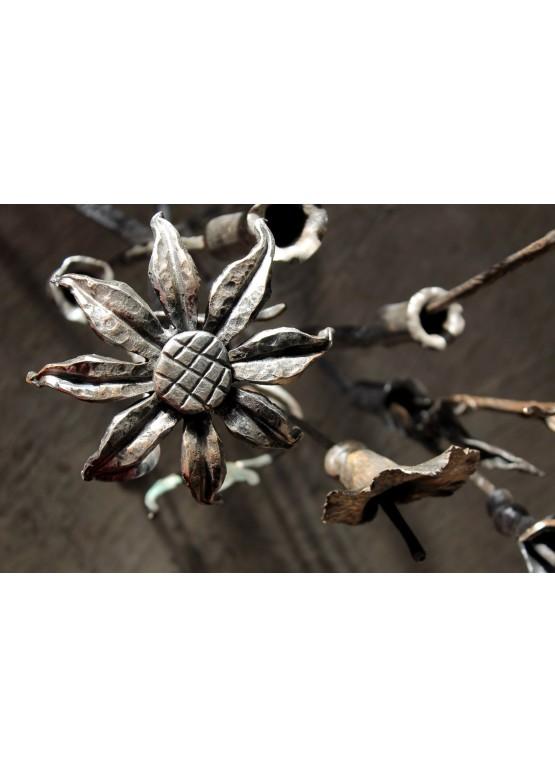 Купить Кованые предметы интерьера - Авторские работы (Артикул 985)