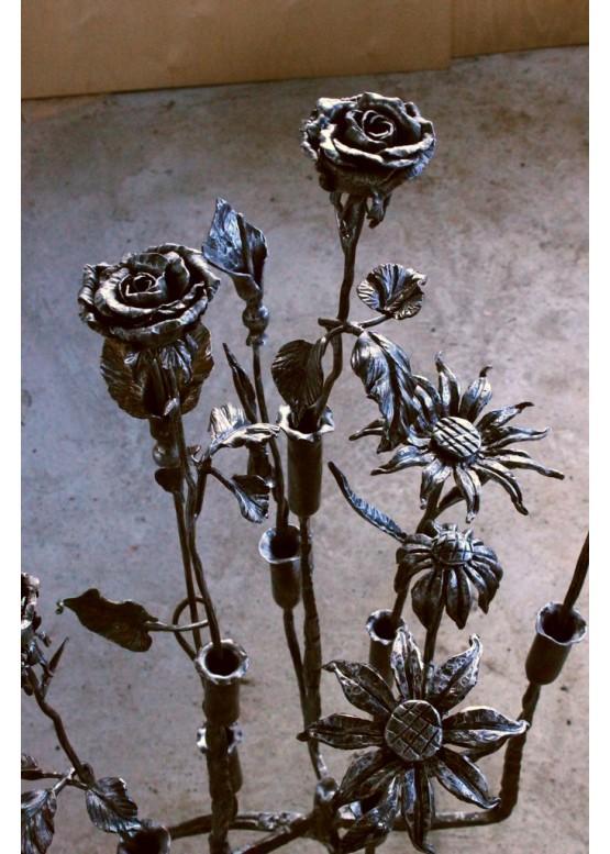 Купить Кованые предметы интерьера - Авторские работы (Артикул 1011)