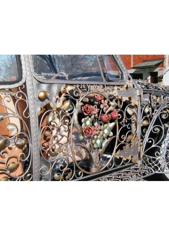 Купить Кованые предметы интерьера - Авторские работы (Артикул 3227)