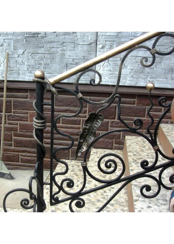 Купить Кованые перила - Авторские работы (Артикул 954)