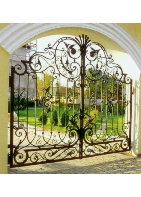 Купить Кованые ворота - Авторские работы (Артикул 1508)