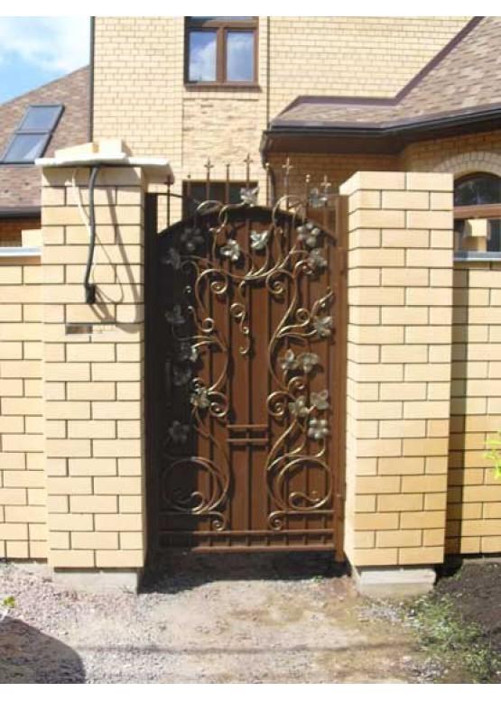 Купить Кованые ворота - Авторские работы (Артикул 1530)