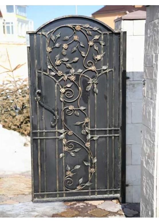 Купить Кованые ворота - Авторские работы (Артикул 1531)