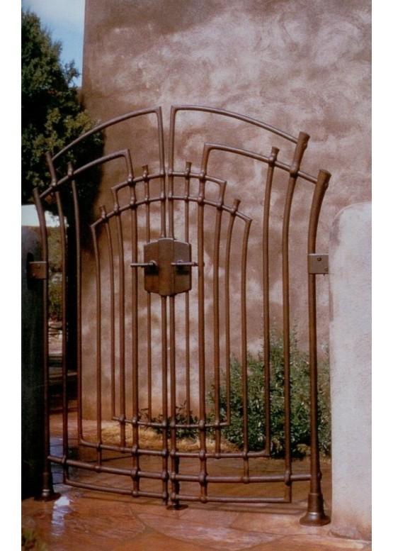 Купить Кованые ворота - Авторские работы (Артикул 1538)