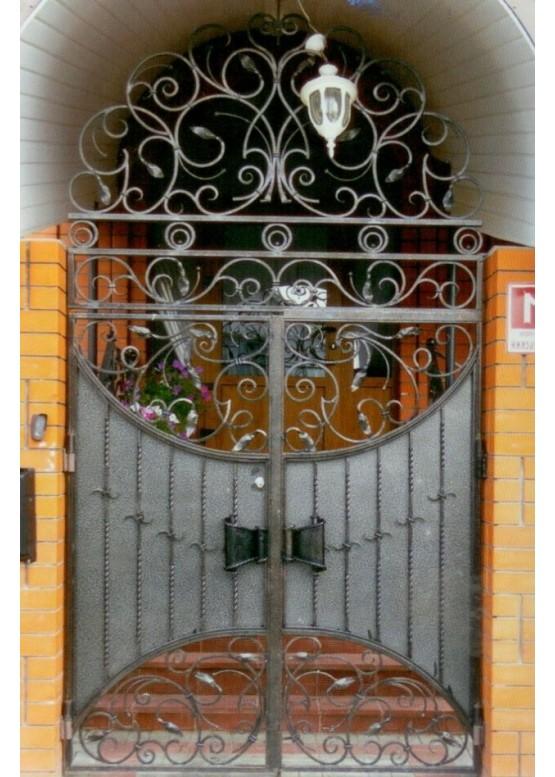 Купить Кованые ворота - Авторские работы (Артикул 1543)