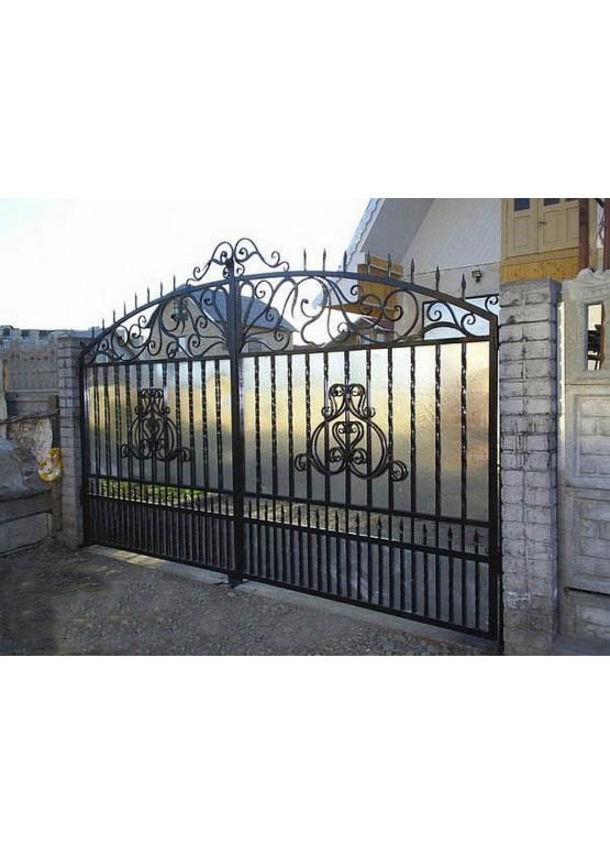 Купить Кованые ворота - Авторские работы (Артикул 1560)