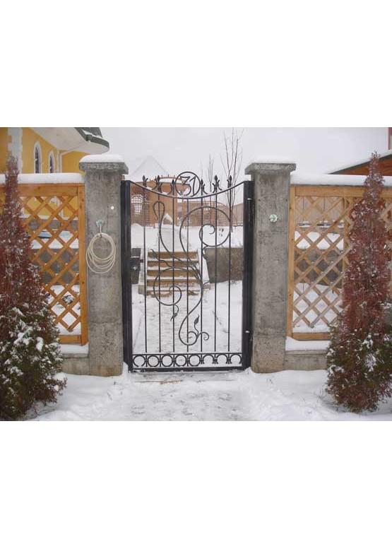 Купить Кованые ворота - Авторские работы (Артикул 1497)