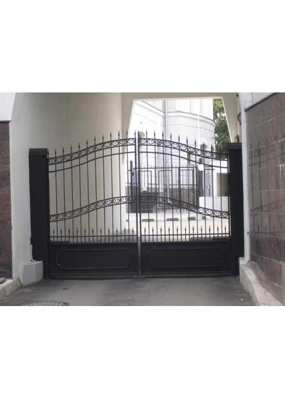 Купить Кованые ворота - Авторские работы (Артикул 1498)
