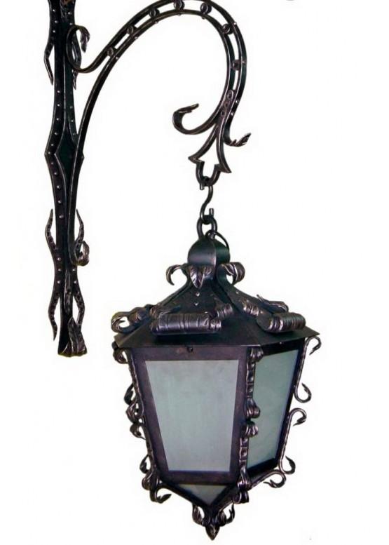 Купить Кованные фонари - Авторские работы (Артикул 1271)