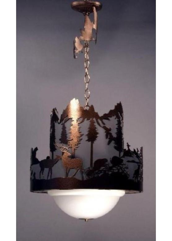 Купить Люстры и светильники - Авторские работы (Артикул 871)