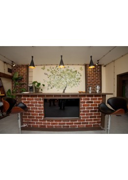 Мебель из кирпича