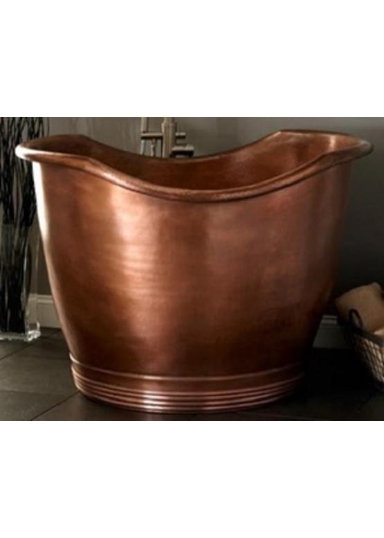Купить Медная ванна круглая - Авторские работы (Артикул 109)