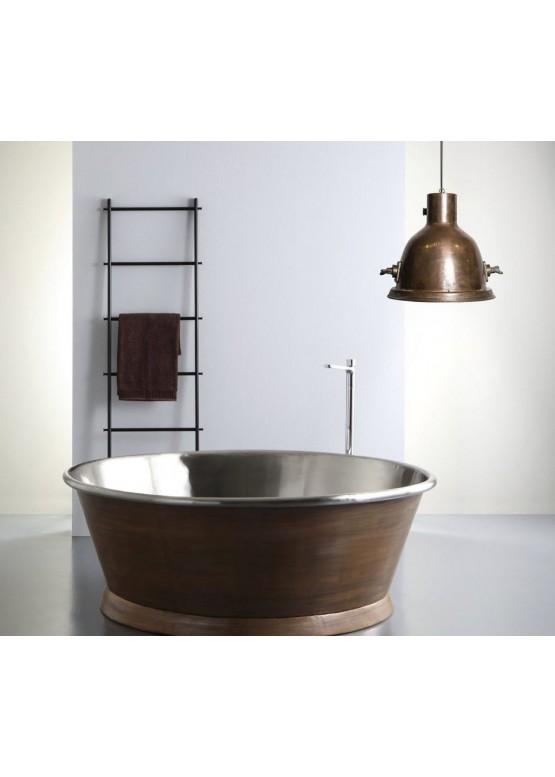 Купить Медная ванна круглая - Авторские работы (Артикул 108)
