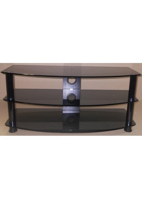Купить Стеклянная подставка под ТВ и аппаратуру - Авторские работы (Артикул 1703)