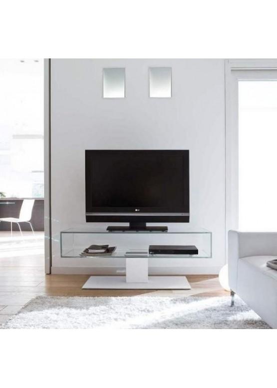Купить Стеклянная подставка под ТВ и аппаратуру - Авторские работы (Артикул 1712)