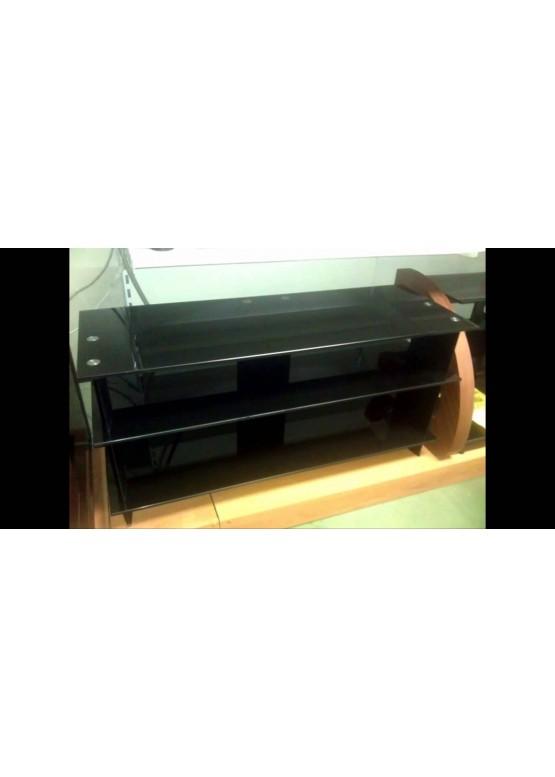 Купить Стеклянная подставка под ТВ и аппаратуру - Авторские работы (Артикул 1704)