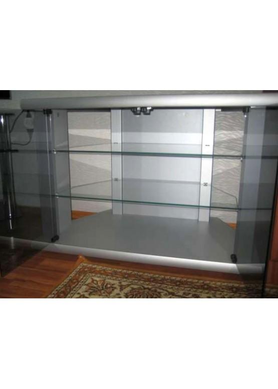 Купить Стеклянная подставка под ТВ и аппаратуру - Авторские работы (Артикул 1707)