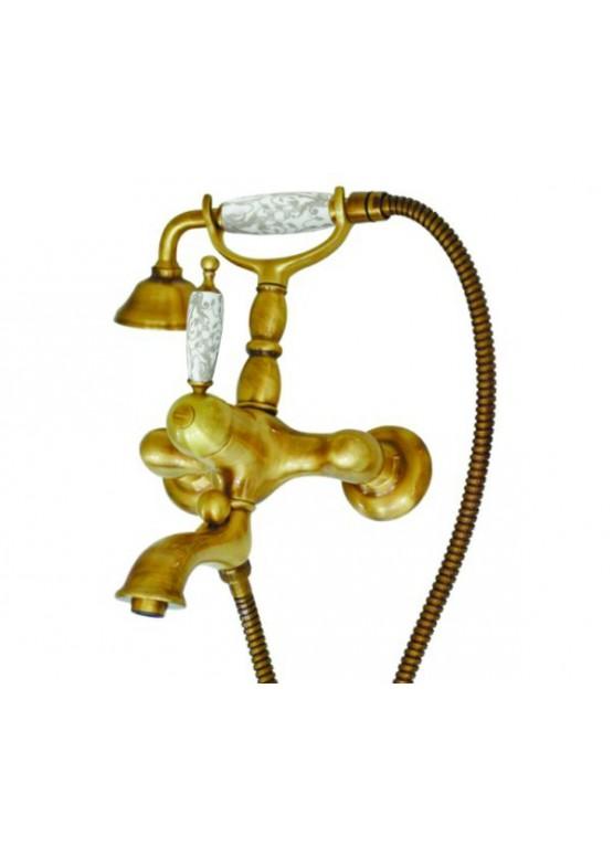 Купить Однорычажный смеситель для ванны BUGNATESE OXFORD - Авторские работы (Артикул 137)
