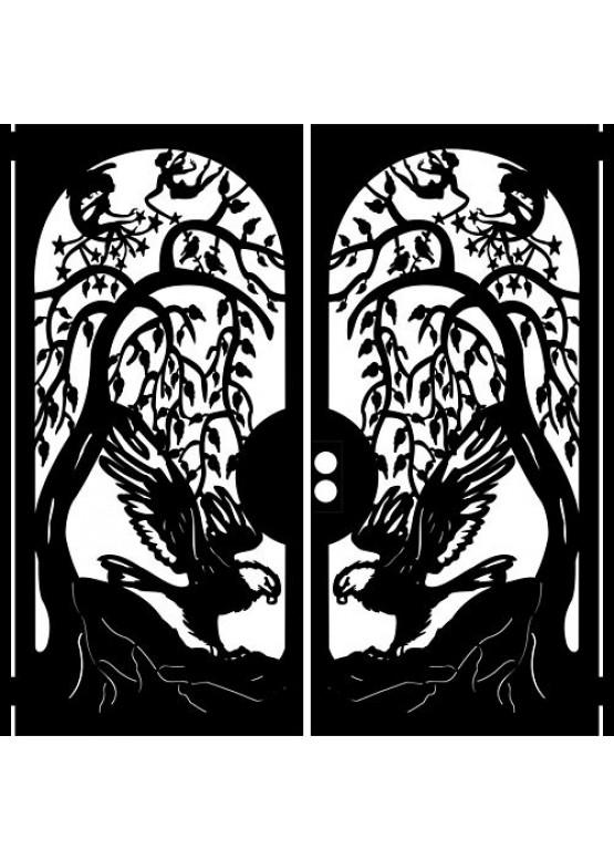 Купить Ставни и козырьки - Авторские работы (Артикул 772)