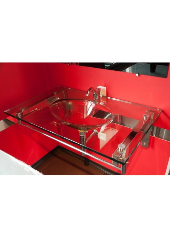 Купить Умывальники из стекла, стеклянные раковины - Авторские работы (Артикул 2622)