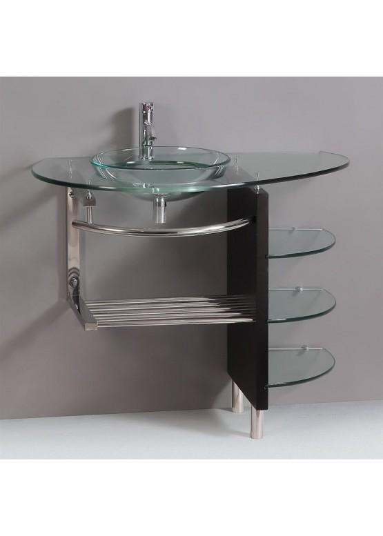 Купить Умывальники из стекла, стеклянные раковины - Авторские работы (Артикул 2635)