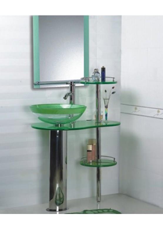 Купить Умывальники из стекла, стеклянные раковины - Авторские работы (Артикул 2637)