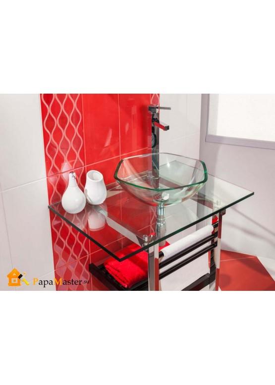Купить Умывальники из стекла, стеклянные раковины - Авторские работы (Артикул 2623)