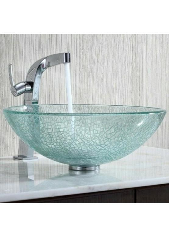 Купить Умывальники из стекла, стеклянные раковины - Авторские работы (Артикул 2642)