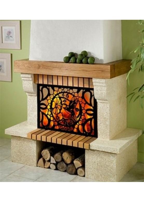 Купить Вентиляционные панели и решетки каминов - Авторские работы (Артикул 707)