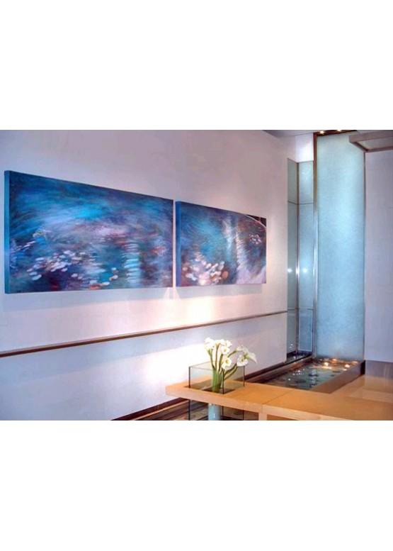Купить Водопады для квартиры - Авторские работы (Артикул 2361)