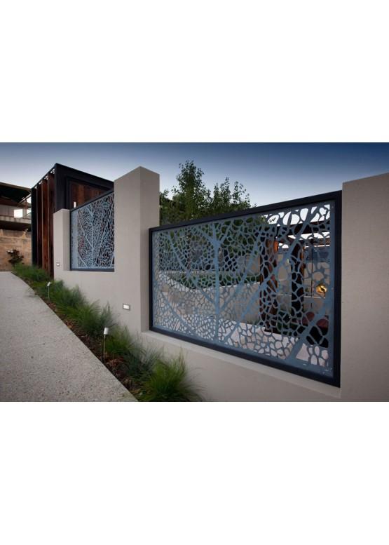 Купить Ворота , ограды , калитки и таблички - Авторские работы (Артикул 431)