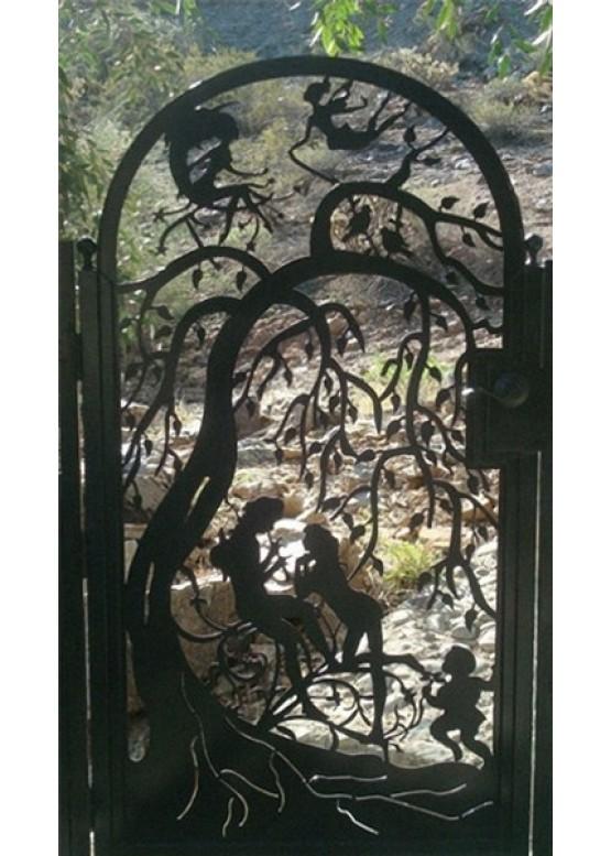 Купить Ворота , ограды , калитки и таблички - Авторские работы (Артикул 521)